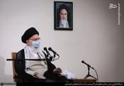 دیدار نخستوزیر عراق با رهبر انقلاب +عکس
