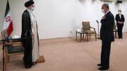 فیلمی از لحظه دیدار الکاظمی با رهبر معظم انقلاب