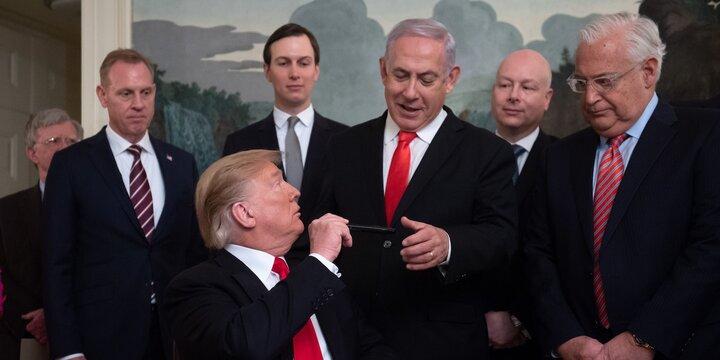 جنگ با ایران هدیه انتخاباتی اسرائیل به ترامپ خواهد بود؟