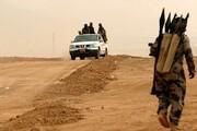 حشد شعبی انبار مهمات داعش در شمال شرق سامراء را کشف کرد