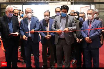نمایشگاه بین المللی قطعات خودرو در شیراز زیرسایه کرونا/تصاویر