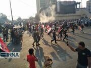 آمار جانباختگان  اعتراضهای سال گذشته عراق اعلام شد