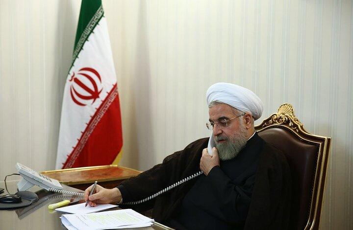 روحانی: ایران و ترکیه بیش از پیش مناسبات و همکاریهای خود را توسعه میدهند