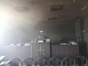 مجتمع قضایی شهید تندگویان اهواز آتش گرفت