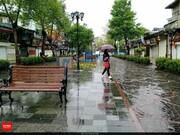 باران تابستانی کشور را فرا می گیرد