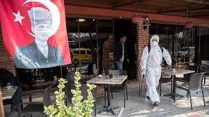 کرونا در ترکیه جان ۲۳۱ هزار نفر را گرفت