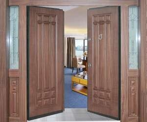 ۴ مزیت استفاده از درب های چوبی برای طراحی داخلی منزل
