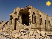 تخریب آثار باستانی اسلامی در مصر/تصاویر