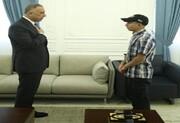 واکنش الکاظمی به تعرض نیروهای امنیتی عراق به یک نوجوان