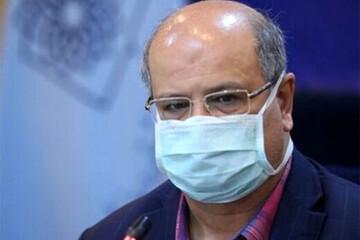 کاهش میزان بستری های کرونا در تهران