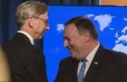 تایید استعفای برایان هوک توسط وزیر امور خارجه آمریکا