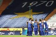بازیکنان استقلال با نیروی انتظامی درگیر شدند