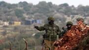 هاری در پایگاه ارتش اسرائیل