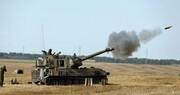 ورود تانکهای اسرائیلی به مرزهای جنوبی لبنان