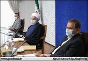 جلسه ستاد هماهنگی اقتصادی دولت با تاکید بر همدلی بیشتر قوا/تصاویر