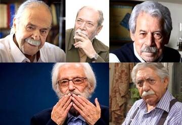 ده بازیگر مرد برتر تاریخ سینمای ایران