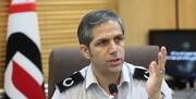 انباری در جنب سوله مدیریت بحران آتش گرفت