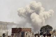 بمباران «مأرب» و «الجوف» توسط جنگندههای سعودی