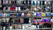 کاهش قیمت گوشی موبایل در بازار