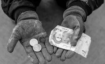 چرا «مزد و مستمری» یکچهارم سبد معیشت واقعی است؟