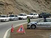 راههای ورودی به تهران شلوغ است