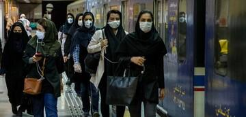 ایجاد نقص فنی و اختلال در خط ۲ متروی تهران
