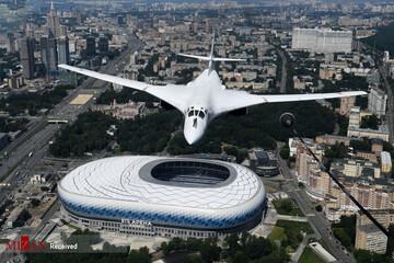 خطرناکترین هواپیمای جنگی روسیه به روایت تصویر