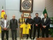 بازتاب حضور نویدکیا در سپاهان در سایت AFC