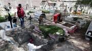 افزایش قربانیان کرونا در مکزیک