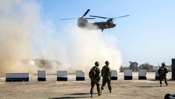 نیروهای آمریکایی در عراق به ۳ هزار تن می رسد
