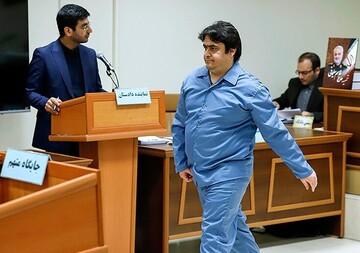 توضیحات دادستان تهران درباره وضعیت پرونده روحالله زم