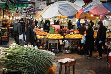 قیمت انواع میوه و صیفیجات در بازار امروز / جدول