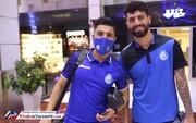 اضافه شدن دو بازیکن دیگر به اردوی استقلال در قطر
