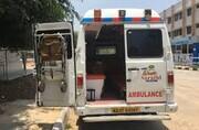 تجاوز به دختر ۱۹ ساله کرونایی در آمبولانس