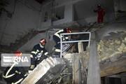 انفجار یک واحد مسکونی در الهیه اسلامشهر