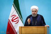 روحانی: هماهنگی سه قوه می تواند مشکلات مردم را رفع کند