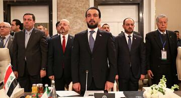 محمد الحلبوسی از بیانیه آیتالله سیستانی حمایت کرد