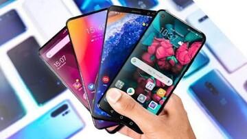 نرخ انواع گوشی موبایل در بازار در چهارشنبه ۲۳ مهر ۹۹ + جدول