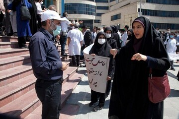 تیپ جالب هلیا امامی در سریال دادستان + عکس