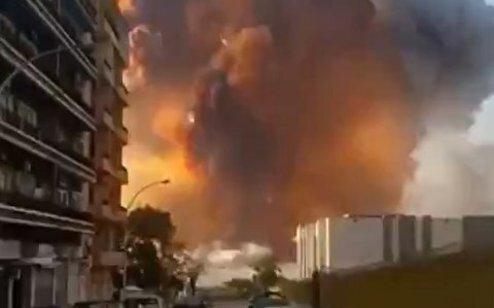 گزارش افبیآی درباره علت انفجار بندر بیروت