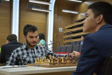 طباطبایی در مسابقات شطرنج جوانان جهان متوقف شد