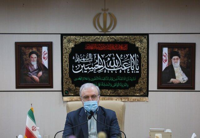 خیز مجدد کرونا در ایران/ وزیر بهداشت: تا صبح نخوابیدم