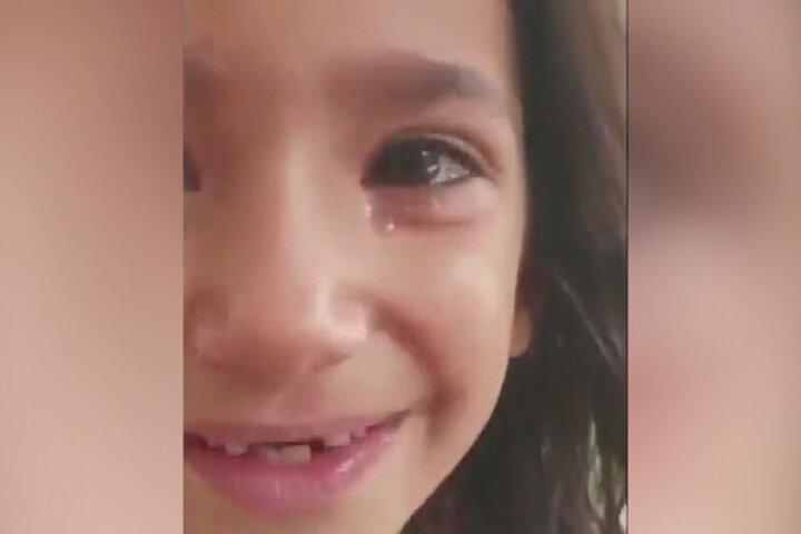 تصاویری دردناک و ناراحت کننده از کودک آزاری با فلفل تند + فیلم