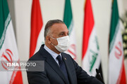 بازدید الکاظمی از مرز ایران و عراق