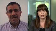 انگیزه احمدی نژاد از مصاحبه با رادیو فردا چه بود؟