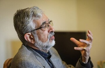 تبلیغ غلامعلی حداد عادل برای ابراهیم رییسی: رییسی به حرفی که بزند عمل میکند