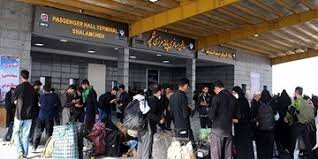 تجمع ۳۰۰ نفر زائران در مرز شلمچه پایان یافت