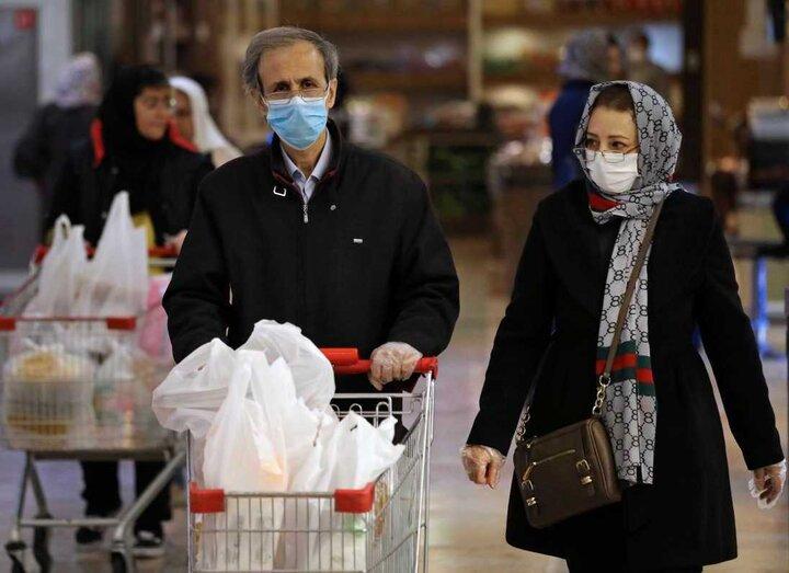 پیش بینی افزایش آمار کشته های کرونا در ایران به ۴۵ هزار نفر