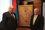 افتتاح سفارت ارمنستان در تل آویو