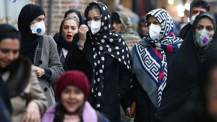 این افراد لطفا ماسک نزنند!